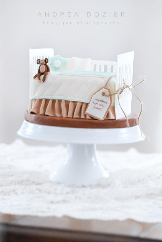 How Much Is A Baby Shower Cake