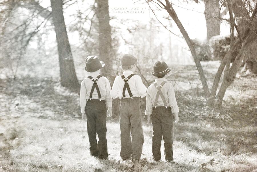 Dayton vintage childrens family photographer andrea dozier boutique