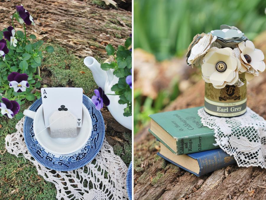 DIY Flower and Teacup Centerpieces » Andrea Dozier Dayton ...