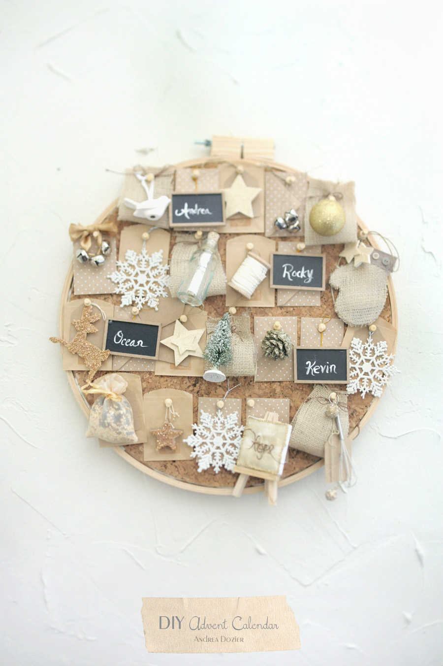 Diy Calendar For Him : Diy advent calendar andrea dozier dayton wedding