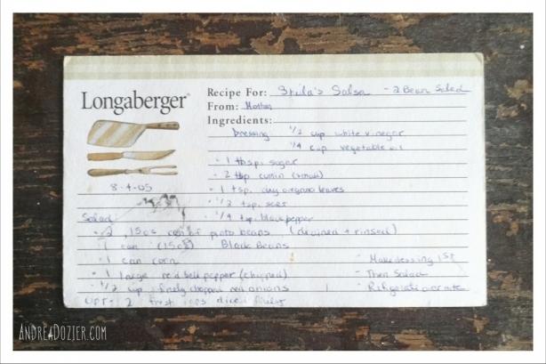 Super Bowl Salsa Easy Recipe by AndreaDozier.com