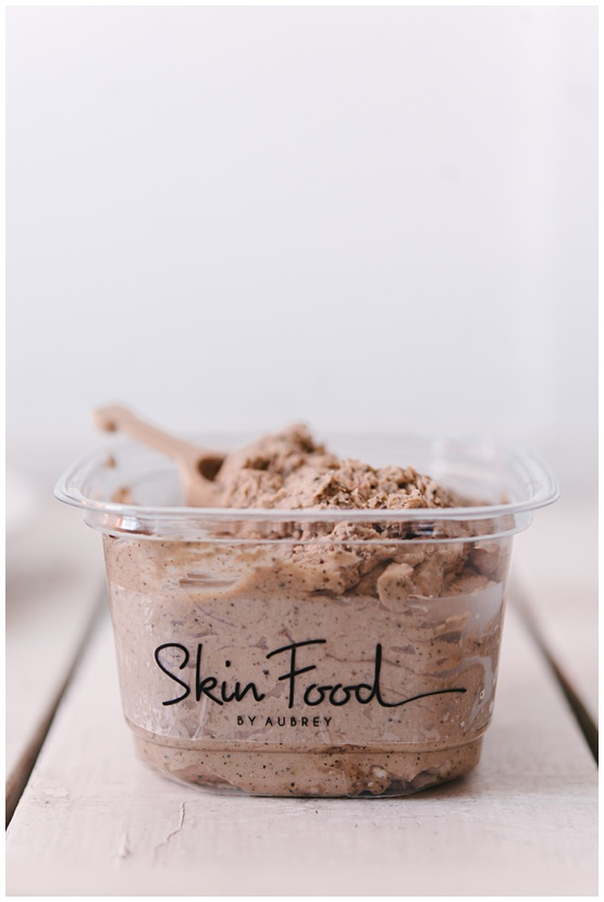 Organic Call Me Skinny Body Scrub-Exfoliate Moisturize and Stimulate Photography by Andrea Doziér