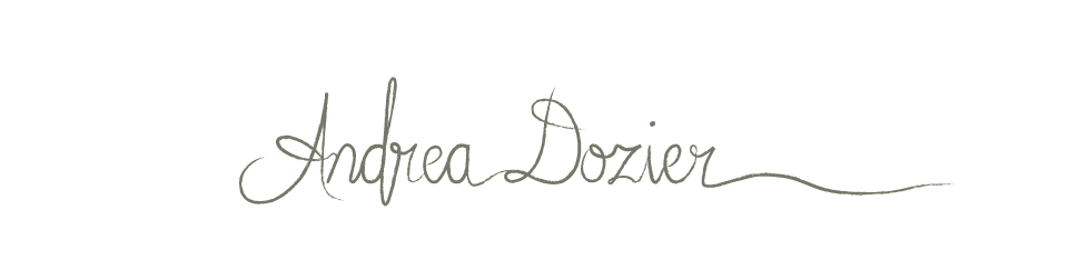 Andrea Dozier Dayton Wedding & Lifestyle Photography logo